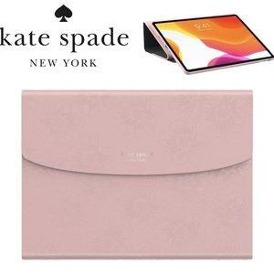 "KATE SPADE Pink 11"" iPad Air Folio Magnetic Case"